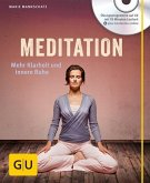 Meditation (mit Audio-CD) (Mängelexemplar)