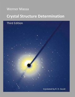 Crystal Structure Determination (eBook, PDF) - Werner Massa