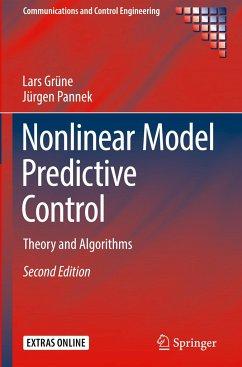 Nonlinear Model Predictive Control - Grüne, Lars; Pannek, Jürgen