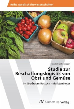 Studie zur Beschaffungslogistik von Obst und Gemüse