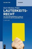Lauterkeitsrecht (eBook, PDF)