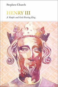 Henry III (Penguin Monarchs) (eBook, ePUB) - Church, Stephen