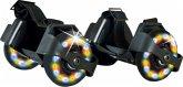 Schildköt 970302 - Funsports, Flashy Rollers, 2 Fersenroller mit LED Beleuchtung