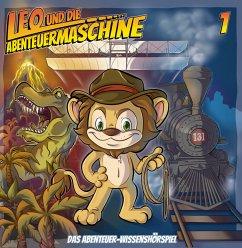 Leo und die Abenteuermaschine / Leo und die Abenteuermaschine Folge 1, 1 Audio-CD