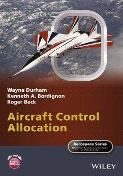 AIRCRAFT CONTROL ALLOCATION - Durham, Wayne; Bordignon, Kenneth A.; Beck, Roger