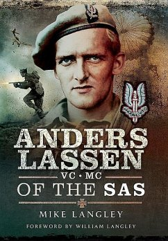Anders Lassen VC, MC of the SAS - Langley, Mike