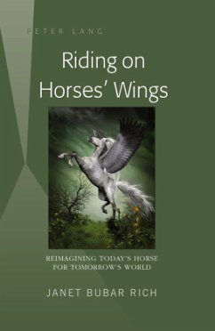 Riding on Horses' Wings - Rich, Janet Bubar