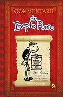 Commentarii de Inepto Puero (Diary of a Wimpy Kid Latin edition) - Kinney, Jeff