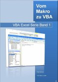 Vom Makro zu VBA (eBook, ePUB)