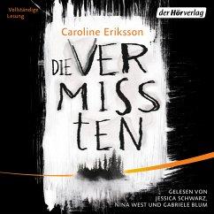 Die Vermissten (MP3-Download) - Eriksson, Caroline