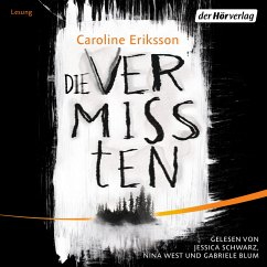 Die Vermissten (MP3-Download) - Eriksson, Caroline