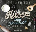 Küsse zum Nachtisch / Taste of Love Bd.2 (4 Audio-CDs)