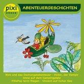 PIXI hören - Abenteuergeschichten (MP3-Download)