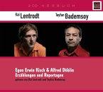Laut gegen Nazis 05: Alfred Döblin / Egon Erwin Kisch - Erzählungen und Reportagen (MP3-Download)