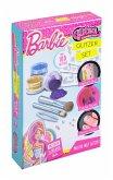 Knorrtoys GL7573 - Barbie Geschenkset mit temporären Glitzer Tattoos