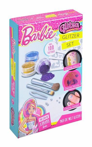 knorrtoys gl7573 barbie geschenkset mit tempor ren. Black Bedroom Furniture Sets. Home Design Ideas