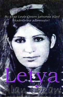 Letya (eBook, ePUB) - Lezan, Alan