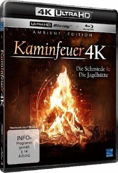 Kaminfeuer (4K Ultra HD)