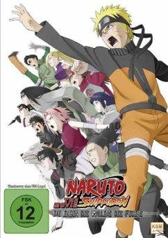 Naruto Shippuden - The Movie 3 : Die Erben des Willens des Feuers