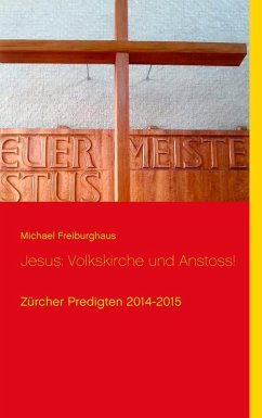 Jesus: Volkskirche und Anstoss! (eBook, ePUB)
