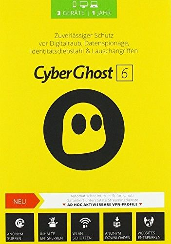 Cyberghost Preise