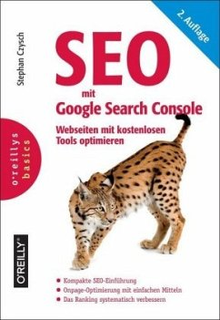 SEO mit Google Search Console - Czysch, Stephan