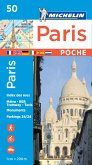 Michelin Karte Paris Pocket Plan