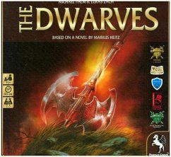 The Dwarves Base Game (Spiel)