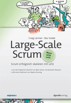 Large-Scale Scrum - Larmann, Craig; Vodde, Bas