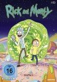 Rick & Morty - Staffel 1 DVD-Box