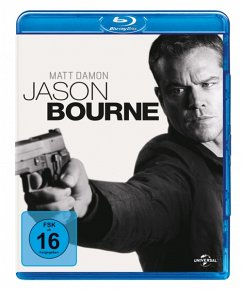 Jason Bourne - Matt Damon,Alicia Vikander,Tommy Lee Jones