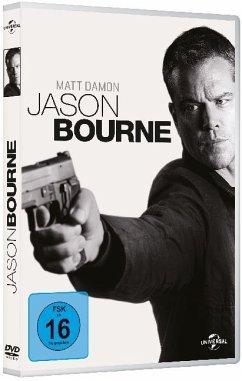 Jason Bourne - Matt Damon,Alicia Vikander,Tommy Lee Jones