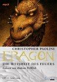 Die Weisheit des Feuers / Eragon Bd.3 (4 MP3-CDs) (Mängelexemplar)