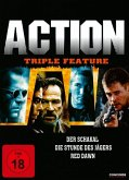 Action Triple Feature DVD-Box