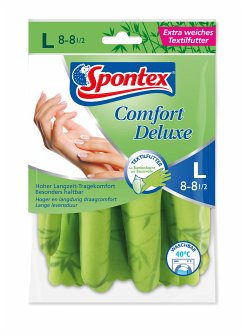 Premium-Handschuhe Comfort Deluxe Gr. 8-8,5