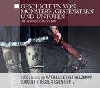 Geschichten von Monstern, Gespenstern und Untoten, 14 Audio-CD