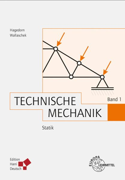 Technische mechanik band 1 statik pdf ebook pdf von for Technische mechanik grundlagen pdf