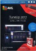 AVG TuneUp 2017 Unlimited - USB-Edition (unbegr.Geräte/2 Jahre)