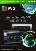 AVG Internet Security 2017 - UNLIMITED - Special Edition