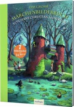 Das große Märchenbilderbuch von Hans Christian Andersen - Andersen, Hans Christian