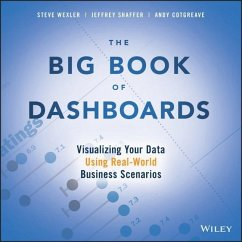 The Big Book of Dashboards - Wexler, Steve; Shaffer, Jeffrey; Cotgreave, Andy