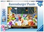 Ravensburger 13211 - GEL: Spaß im Klassenzimmer, Puzzle, 300 Teile, XXL Format