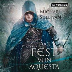 Das Fest von Aquesta / Riyria Bd.5 (MP3-Download) - Sullivan, Michael J.