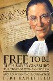 Free to Be Ruth Bader Ginsburg (eBook, ePUB)