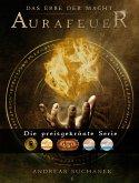 Aurafeuer / Das Erbe der Macht Bd.1 (eBook, ePUB)