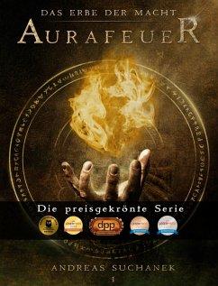 Aurafeuer / Das Erbe der Macht Bd.1 (eBook, ePUB) - Suchanek, Andreas