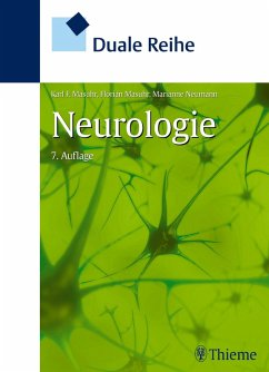 Duale Reihe Neurologie (eBook, ePUB) - Masuhr, Karl F.; Masuhr, Florian; Neumann, Marianne