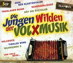 Die Jungen Wilden Der Volkxmusik - Diverse