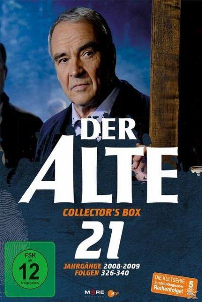 der alte collector 39 s box vol 21 folgen 326 340 5 discs film auf dvd. Black Bedroom Furniture Sets. Home Design Ideas