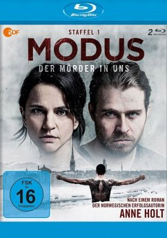 Modus - Der Mörder in uns - Staffel 1 - 2 Disc Bluray